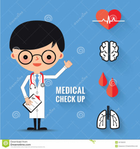 medical-check-up-man-doctor-characters-icons-set-53705220