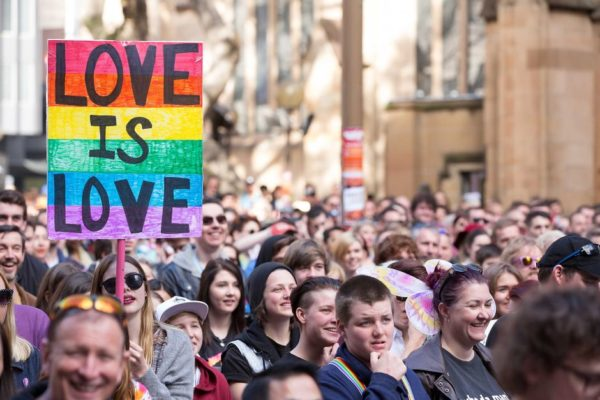 Australia says yes to Gay Unions
