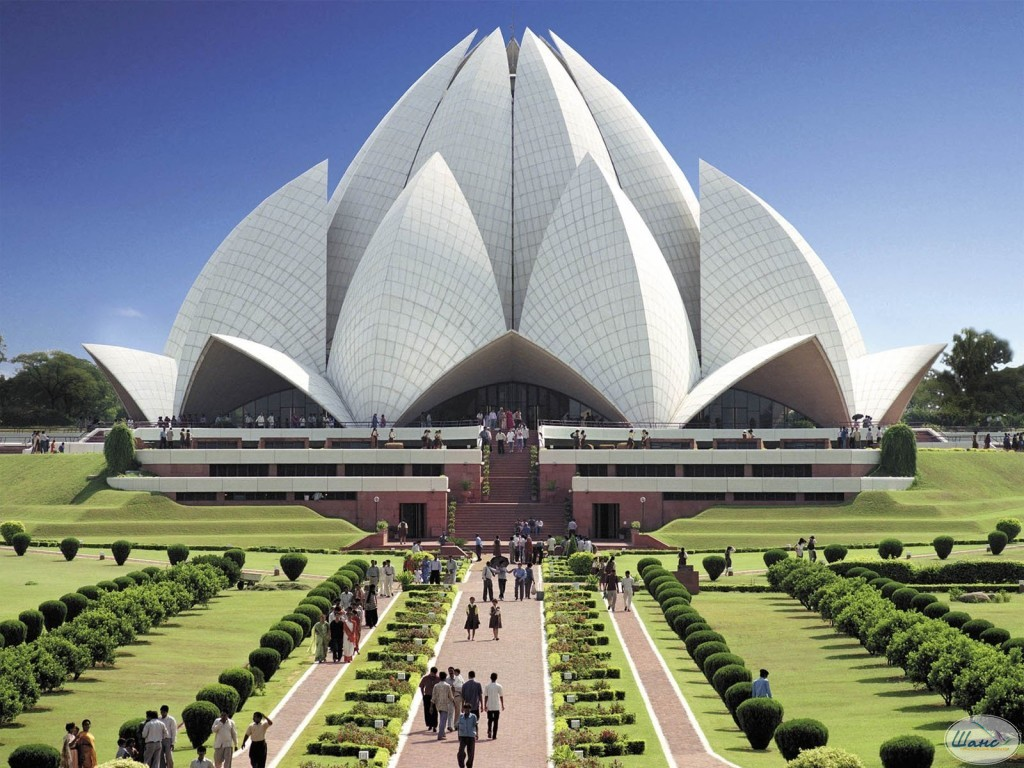 The Lotus Temple India Celebrating 200 Years Of The