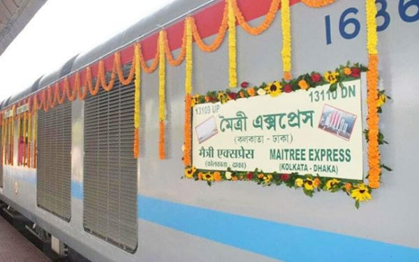 Maitree Express aims to connect India and Bangladesh