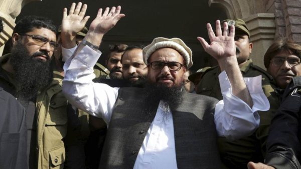 Pakistan justifies releasing Hafiz Saeed