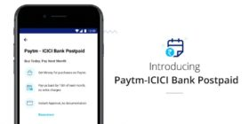 Paytm joining hands with ICICI