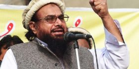 Hafiz Saeed requests UN to struck his name off the list of terrorists