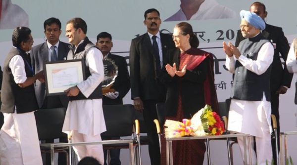 Rahul Gandhi takes over Congress as the new President